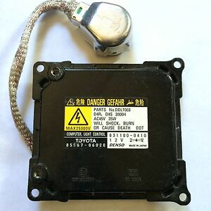OEM Denso Toyota Lexus  Xenon HID Headlight Ballast Control unit 85967-06020