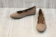**Baretraps Jackeline Flats - Women's Size 9.5M - Mushroom NEW!