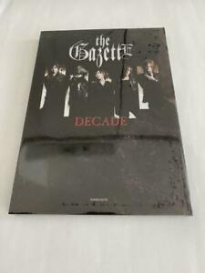 The GazettE Decade Photobook First edition