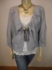 Nylon Casual Regular Size Coats & Jackets for Women