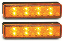 LED AUTOLAMPS REAR INDICATOR SURFACE OR RECESSED MOUNT X 2 LAMPS M/ VOLT 135 S