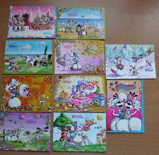 Diddl - 10 verschiedene Give-away-Karten B-WARE! - 14, 16, 19, 21, 22, 23, u.a.