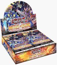 Yu-Gi-Oh TCG Battles Of Legend Relentless Revenge Sealed Booster Box of 24 Packs