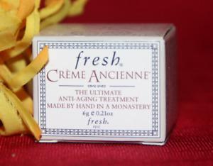 FRESH CREME CREAM ANCIENNE ULTIMATE ANTI AGING TREATMENT .21 oz 6 g  IN BOX