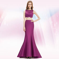 Lace Formal Floral Ballgowns for Women
