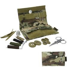 ARMY CADET SEWING KIT THREAD NEEDLES SCISSORS HOUSEWIFE CLOTHING MTP BTP POUCH