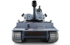 2.4Ghz 6.0TK 1/16 German Tiger I Tank R/C Airsoft IR Battle Tank Metal Upgrade