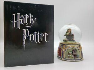 RARE Harry Potter Hermione Polyjuice Potion Snow Globe San Francisco Music Box