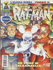 Panini comics RAT-MAN colletion  n. 19    OTTIMO  - ORIGINALE