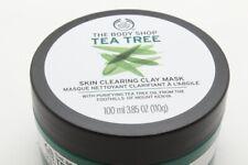 The Body Shop Tea Tree Skin Clearing Clay Mask, 3.85 Oz (U/B-DETAILS)