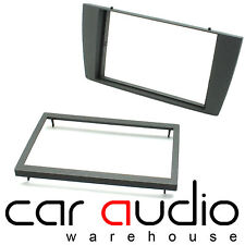 Jaguar X Type 2001-2008 Car Stereo Radio Double Din Fascia Facia Panel Plate