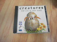 CREATURES (New Life In Your Hands) PC GAME