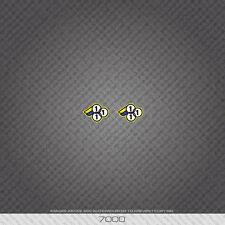 07000 3 rensho Head badges Bicyclette Autocollants-Decals-Transfers