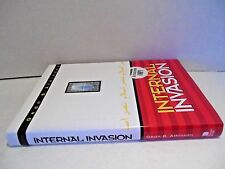 SIGNED Internal Invasion by Gean Atkinson Planned Terrorists Attach on US  HBDJ