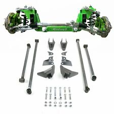 Mustang II 2 IFS Front Rear Suspension 1-3 in. Lowering kit for 67-79 Ford Truck