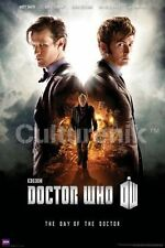 TELEVISION POSTER Doctor Who The Day of the Doctor BBC 24x36 Culturenik