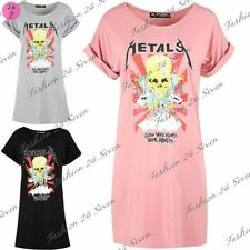 Unbranded Skull Plus Size T-Shirts for Women
