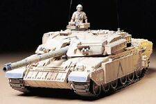 Tamiya America [TAM] 1:35 British MBT Challenger I Plastic Model Kit TAM35154