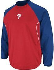 Philadelphia Phillies MLB Authentic Therma Base Tech Fleece Big & Tall Sizes