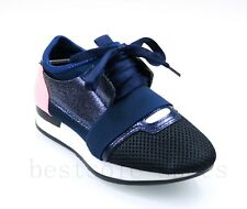 NEW BOYS SCHOOL KIDS SKATE BOOTS LIGHT WEIGHT TRAINERS GIRLS SCHOOL SHOES SIZES
