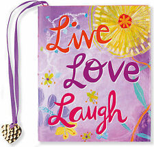 NEW Live Love Laugh (Mini Book) (Charming Petite) by Evelyn Beilenson