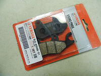 OEM YAMAHA GRIZZLY 660 2006-08 REAR BRAKE PADS   3LD-W0046-01   07-11 RAPTOR