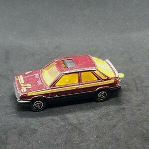 Majorette 200 Series (Serie) #275 Renault 11 Vintage Die-Cast Vehicle 1980s