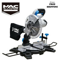 Mac Allister Compound Mitre Saw Powerful 1500W 220-240V Comfortable Free P&P UK