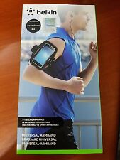 """[BELKIN] 5.5"""" Universal Armband with iphone 6 plus, Galaxy Note 3,4, S7, S7 Edge"""