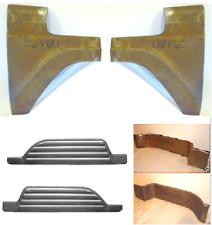 Ford Truck Front Fender Rear Half, Step Plate, Riser Kit 1957-1960 Schott