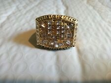 1999 Florida State seminoles Championship Display Fan Ring size 12