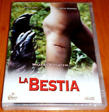 LA BESTIA - LA BETE / La bête - Walerian Borowczyk - Français Español DVD R2 Pre