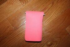 NWT Gymboree Polar Pink Size 4 Coral Pink Ribbed Tights