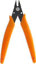 """New 5"""" Wire Cutting Flush Cutter Cable Ties Cutting Tool w / Soft Grip Handle"""