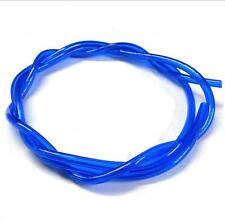 51825B Neon Blue RC Engine Petrol / Nitro Gas Fuel Line 1 Meter 4mm x 2.5mm 1/16