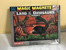 Vintage Pik n Stick Magic Magnets Land - Rare