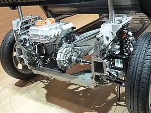 bmw i3 MOTOR,W/INVERTER transmission