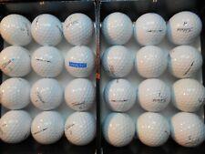 24 Titleist 2017/2018 Pro V1 Mint AAAAA Used Golf Balls