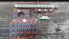 YAESU FT-980 Ensemble Complet de clés Matrix & Bouton unités de contrôle