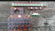 Yaesu FT-980 Complete set of Key Matrix & button control Units