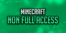 Minecraft Premium Account ⭐Mac/PC (Java) Edition⭐ Instant Delivery ✅LIFETIME WAR