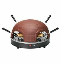 CLATRONIC pizza Forno fornetto grill pizza di terracotta cappa pizzamaker party