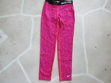 Nike Pro Athletic Tights Girls sz M Nwt # 679445
