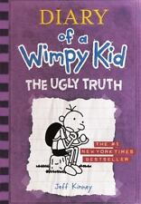 Diary of a Wimpy Kid: The Ugly Truth 5 by Jeff Kinney (2010, Hardcover,...