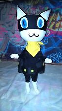 Morgana Persona 5 nature doll poupée PLUSCH PELUCHE PERSONNAGE Cosplay Costume Accessoire