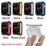 Screen Protector Case Bumper Cover for Apple Watch Series 38mm 40mm 44mm iWatch