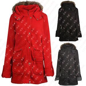 fur hooded coat black jacket with fur hood womens coats with big fur hoods F71