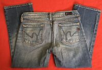 Citizens of Humanity Kelly #063 Low Waist Cropped Stretch Blue Jeans Size 29 USA