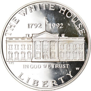 [#905446] Coin, United States, Dollar, 1992, U.S. Mint, West Point, Proof, MS