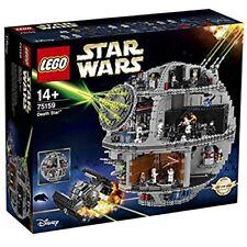 75159 LEGO DISNEY STAR WARS DEATH STAR MORTE NERA 4016 PEZZI +14 NUOVO SIGILLATO